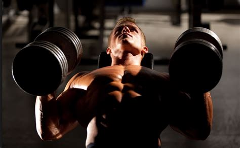 incline dumbbell press without bench high performance exercises you should be doing 1 1 2 bench press eric bach blog