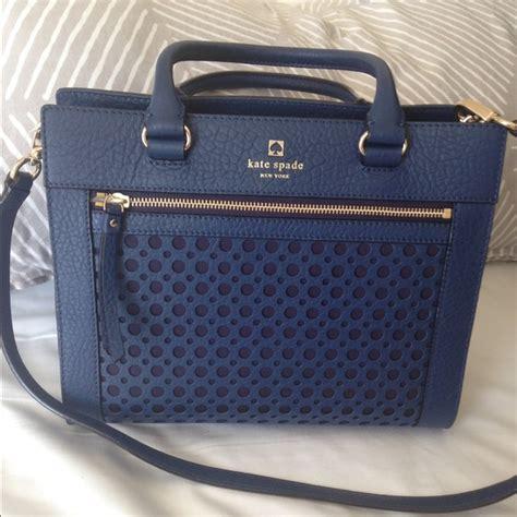 kate spade light blue purse 37 off kate spade handbags last one kate spade navy