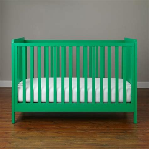 Green Baby Cribs Take Baby S Sleeping Arrangement To The Next Level Project Nursery