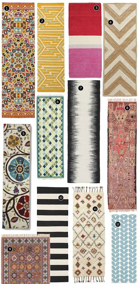pattern matching elm 20 best ideas of hall runners and matching rugs