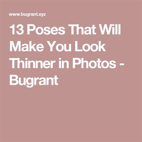 Digital Makes You Look Thinner by 17 Best Ideas About Look Thinner On Posture
