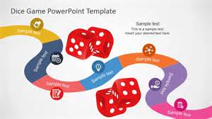gaming powerpoint templates board powerpoint template slidemodel