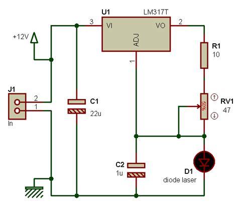 laser diode que es montages de la catgorie alimentation divers