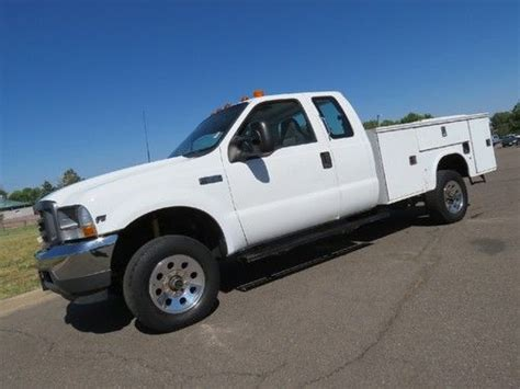 books on how cars work 2002 ford f350 engine control find used 2002 ford f350 utility bed service body 4x4 5 4 v8 service records work box gas in