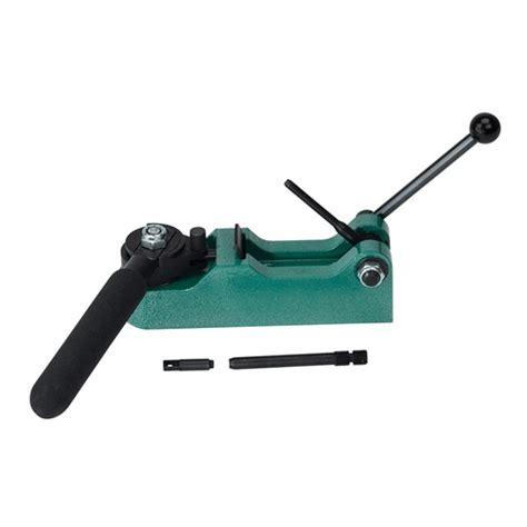 rcbs primer pocket swager bench tool primer pocket swager bench tool bench mounted primer