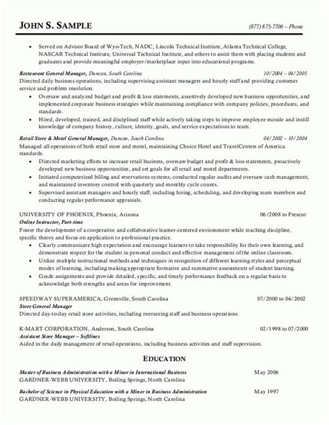 Hr Resume Accomplishments Sle Resumes Hr Recruiter Or Human Resources Recruiter Resume