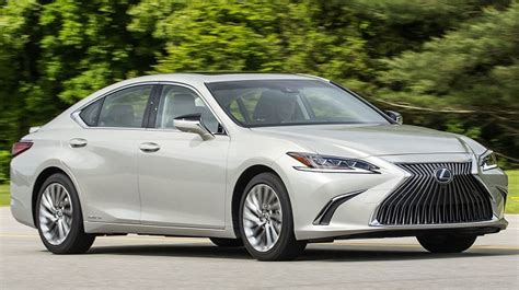 Lexus Hybrid 2020 by 2020 Lexus Es Hybrid Review Release Date Engine
