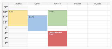 Open Calendar Open Source Javascript Calendar Phpsourcecode Net