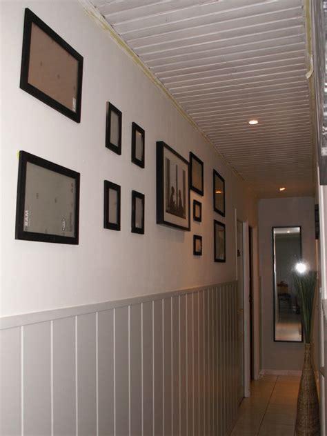 Peindre Un Couloir En Gris by Peindre Un Couloir En Gris Et Blanc