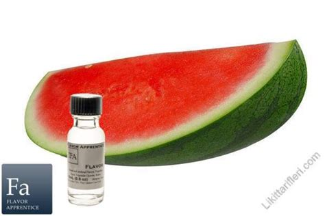 Tfa Watermelon Flavor 30ml tfa aroma tfa watermelon flavor likit aroma tfa karpuz aroması