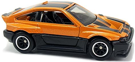 Hotwheels 2016 85 Honda Cr X White 2017 car culture wheels newsletter