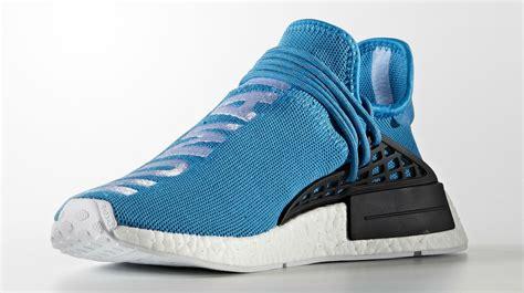 adidas nmd human race blue pharrell adidas nmd human race sole collector