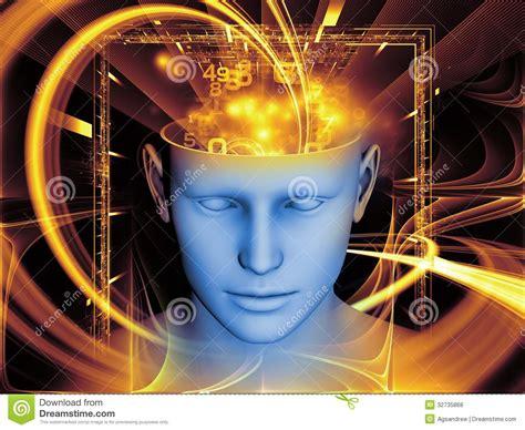 Magic And Mind magic of the mind stock illustration illustration of