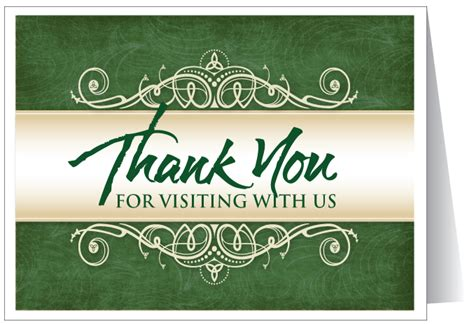 thank you letter to visiting pastor thank you for visiting quotes quotesgram