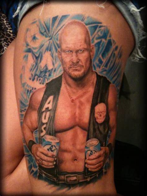 photo gallery  wrestling related fan tattoos