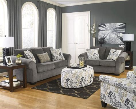 ashley furniture couch and loveseat ashley makonnen sofa and loveseat furniture 78000 ebay