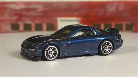 Wheels 95 Mazda Rx 7 Rx7 Hotwheels Biru Hw Blue 2017 wheels p 336 95 mazda rx 7 new model