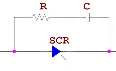 how does a snubber diode work how to test triac with multimeter engineering tutorial