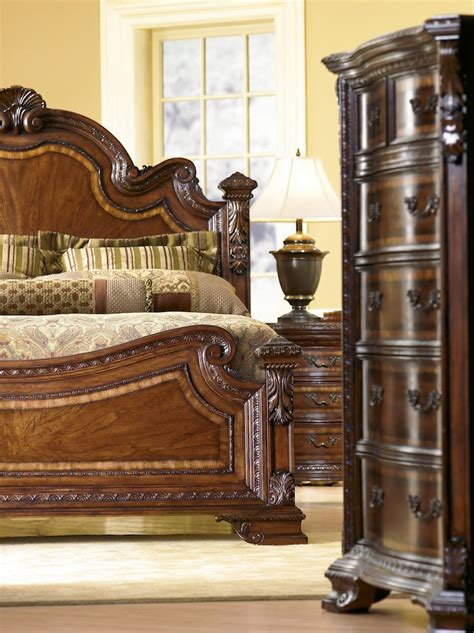 european style bedroom sets old world traditional european style bedroom furniture set 143000