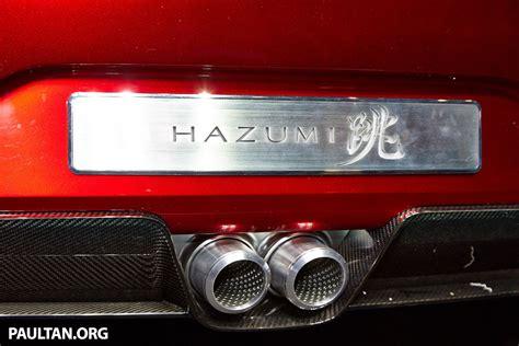 next generation mazda 2 mazda hazumi concept previews next mazda 2 image 232732