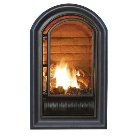 recessed ventless gas vent free fireplaces wall mount on