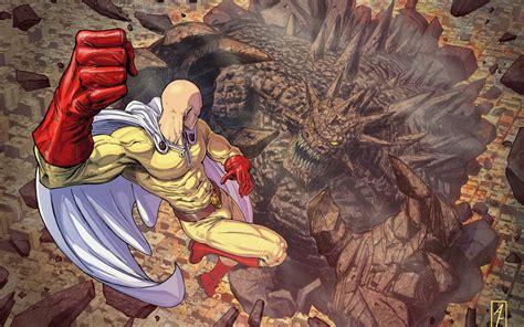 wallpaper anime one punch man hd 1680x1050 saitama one punch man 4k 1680x1050 resolution hd