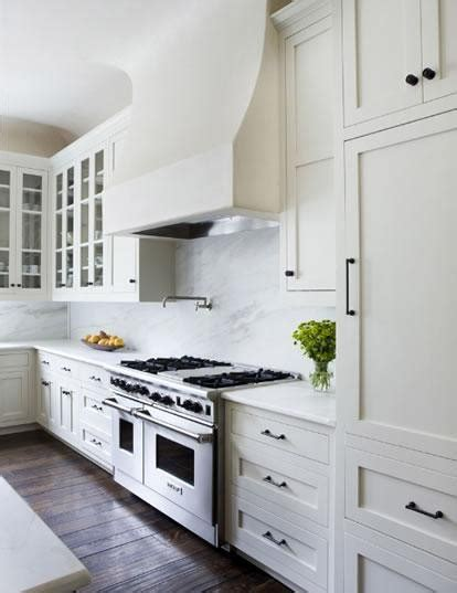 Chi Chi Kitchen by White Chi Chi Kitchen Carrara Marble Backsplash
