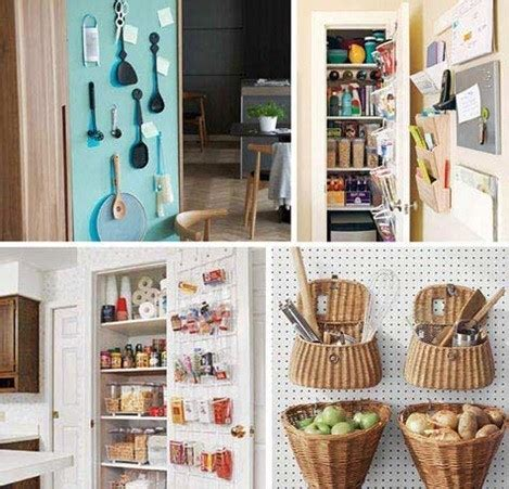 kitchen organization ideas small spaces grandes soluciones para peque 241 os espacios espaciohogar com