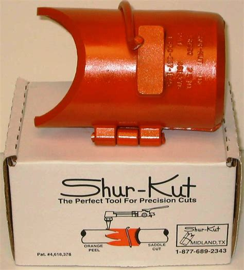 Shur Kut 2 3 8 Pipe Saddle Template