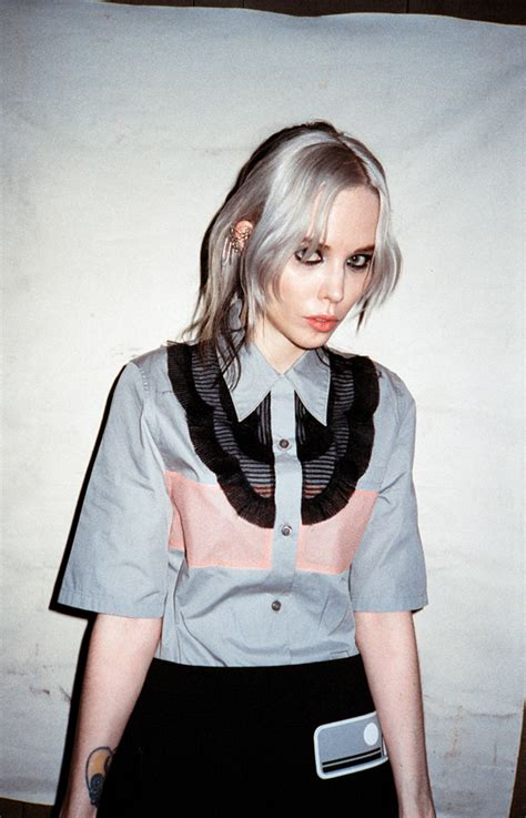alice glass         anymore interview magazine