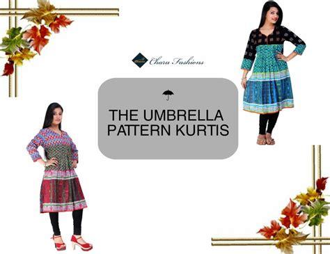 umbrella pattern kurtis umbrella style wholesale women kurtis charu fashions