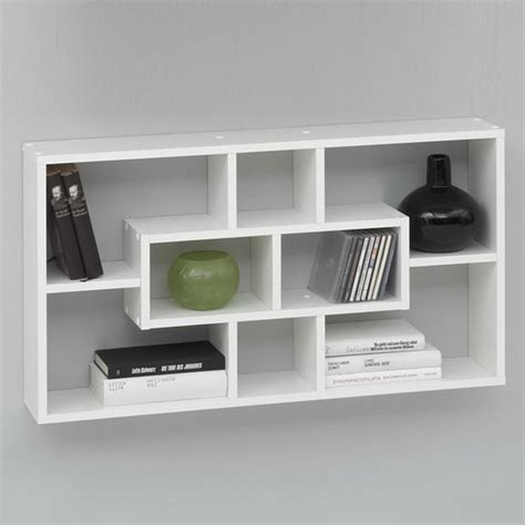 shelf designer accessories charming asymmetrical shelves wall mounted