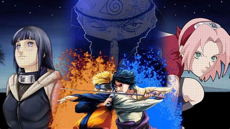 wallpaper game naruto naruto and sakura wallpapers wallpaper cave
