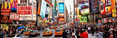 imagenes otoño en new york times square a regi 227 o mais animada de nova york