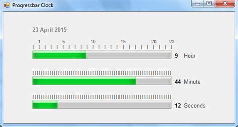 tutorial visual basic 2010 untuk pemula tutorial vb net progressbar value with timer visual