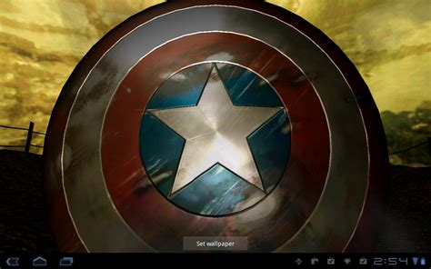 captain america tablet wallpaper android wallpaper review captain america live wallpaper