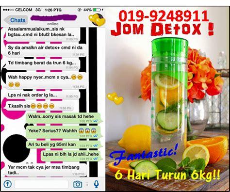 Msg Detox by Sihat Itu Nikmat Resepi Air Detox Untuk Kurus