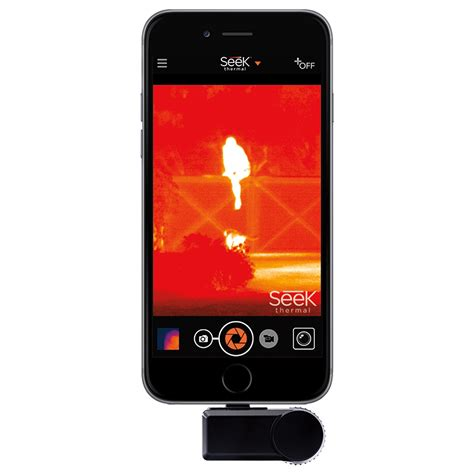 seek thermal compact xr range iphone vision lens lowlight ios ebay