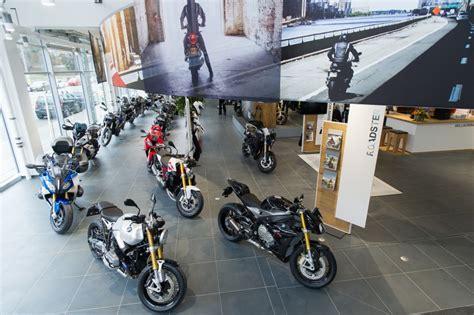 Bmw Motorrad Gebraucht Wien by Neues Bmw Motorrad Zentrum Wien Motorradreporter