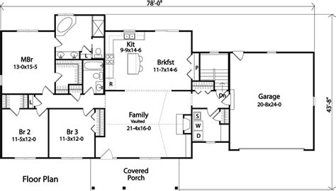 single level ranch house plans wilton ranch home plan 058d 0175 house plans and more