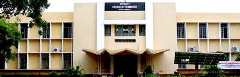 Ou Mba Technology Management by College Of Technology Osmania