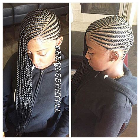 hair braiding got hispanucs she used flat twists to create fabulous summer curls on