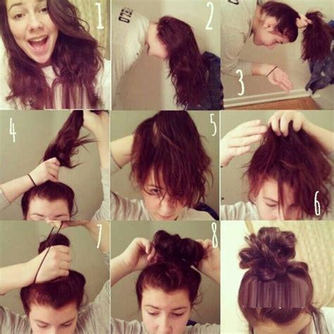 quick and easy korean hairstyles napravite neurednu punđu u samo nekoliko minuta frizure hr
