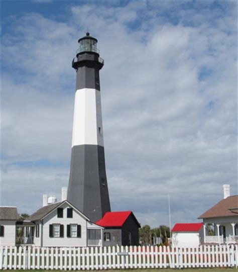 lighthouses of the united states georgia
