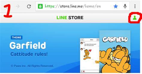 theme line pulsa xl kisah anak kost kikos cara membeli sticker line via