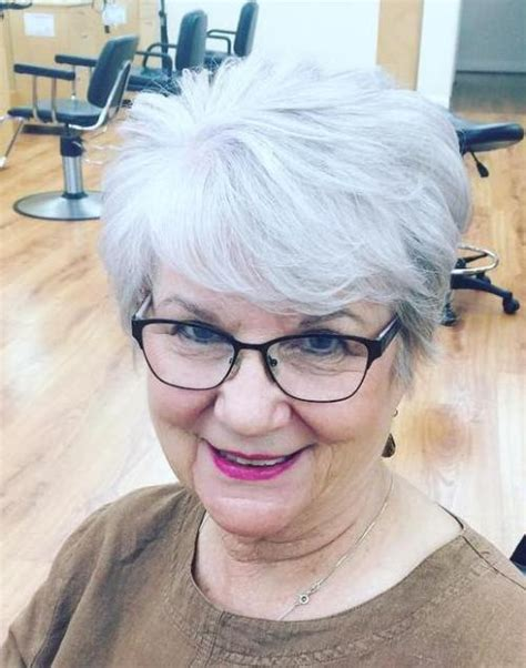 gray hairstyles 60 60 gorgeous hairstyles for gray hair