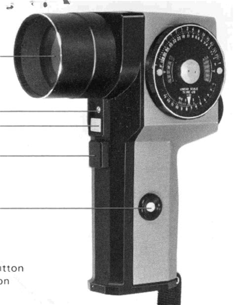 Pentax Spotmeter V instruction manual, user manual, PDF