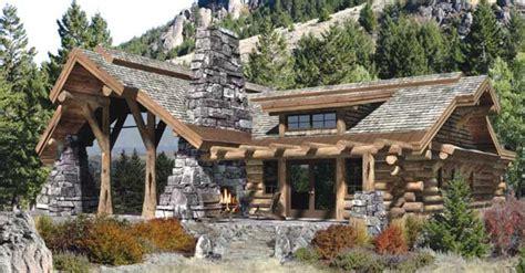 the caribou log home by precisioncraft log timber homes