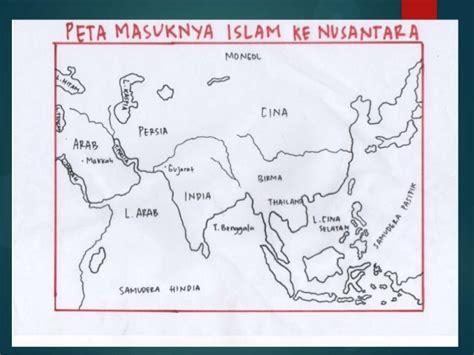 dari awal materi awal masuknya islam di indonesia