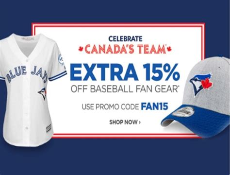 fan gear coupon code australia canadian daily deals the shopping channel 15 off